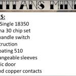 Titans Mini Box